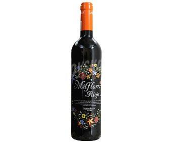 Milflores Vino Tinto Joven Rioja Botella 75 cl