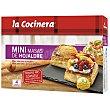 Mini masas de hojaldre caja 500 gr 500 gr La Cocinera