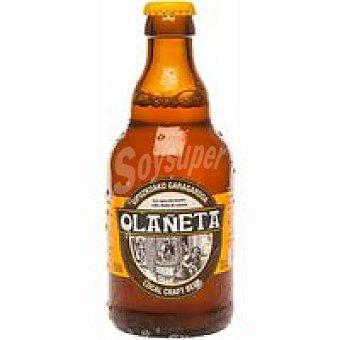 Olañeta Cerveza Blonde Botellín 33 cl