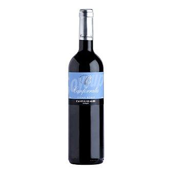 Canforrales Vino D.O. Mancha tinto roble Syrah 75 cl