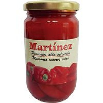 Martinez Pimiento morrón Frasco 190 g