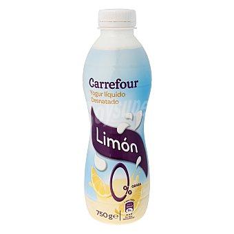 Carrefour LV 0% sabor limón 750 g
