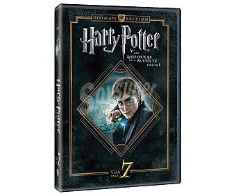 CIENCIA FICCIÓN Harry Potter 7, Parte 2