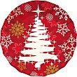 Plato decorado White Tree 24,5 cm Paquete 8 unidades Gabbiano