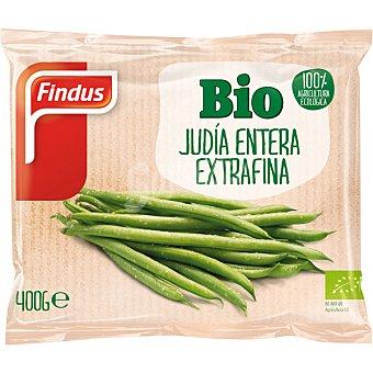 Findus Bio judias enteras Bolsa 400 g
