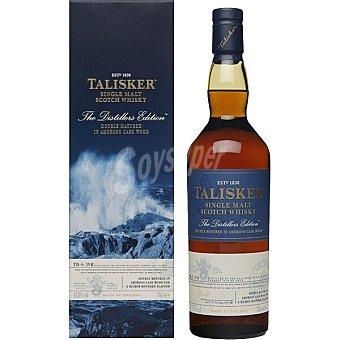 Talisker Whisky escocés de malta de la Isla de Sky botella 70 cl Botella 70 cl