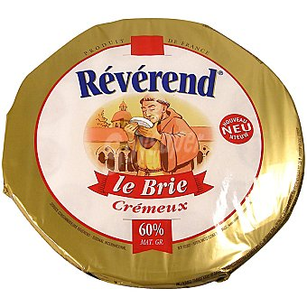 REVEREND Queso Le Brie Cremeux frances