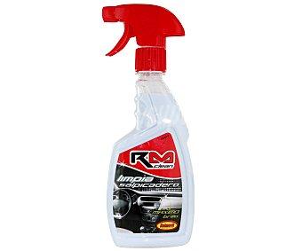 Rolmovil Limpiador de salpicaderos de con acabado brillante y agradable olor RM clean 500 mililitros