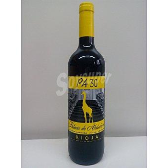 PALACIO DE ALCANTARA Vino tinto PA 30  botella 75 cl