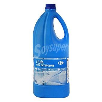 Carrefour Lejía perfumada con detergente Frescor Marino 2 L 2 l