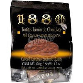 1880 Tortas chocolate 120 g