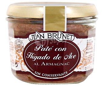 JEAN BRUNET Paté de hígado de ave al Armagnac 180 gramos