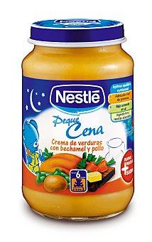 Nestlé Pequecena cr.bech-pollo 2X200GR
