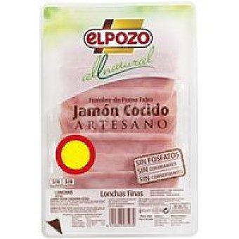 ELPOZO All Natural Jamón cocido Sobre 120 g