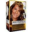 Tinte n º 6.13 castaño muy claro  Caja 1 unidad  Age Perfect L'Oréal Paris