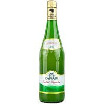 Zapiain Sidra natural D.O. Euskal Sagardoa Pemium Botella 75 cl