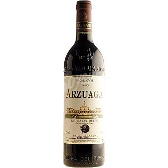 Arzuaga Vino tinto reserva D.O. Ribera del Duero botella 75 cl botella 75 cl