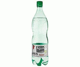 Auchan Agua mineral con Gas 1,25 Litros