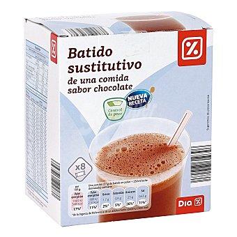 DIA Batido dietético de chocolate Paquete 296 gr