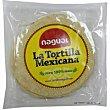 Tortilla mexicana de maíz sin gluten Paquete 230 g Nagual