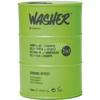 LAISEVEN Washer verde Gel+champú 600 ml