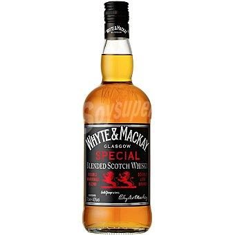 White & Mackay Whisky escocés especial Botella 70 cl