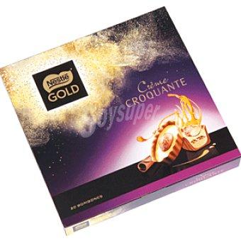 Gold Nestlé Crème Croquante Bombones de chocolate 180g
