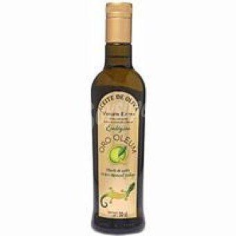 ORO OLEUM Aceite de oliva virgen extra ecológico Botella 50 cl