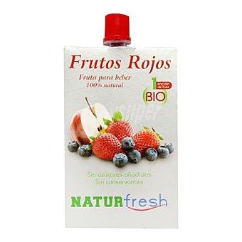 NATUR FRESH Fruta para beber de frutos rojos 200 g