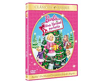 Ceys Barbie Navidad Perfecta