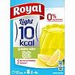 Gelatina de limón 0% azúcares Caja 31 g Royal
