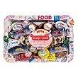 Surtido dulces (polvorones,mantecados y bombones) Caja 750 g La Muralla