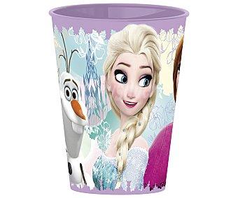 frozen Vaso infantil con capacidad de 0,26 litros, diseño FROZEN. 0,26 litros
