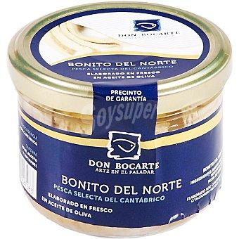 Don bocarte Bonito del norte en aceite de oliva frasco 180 g frasco 180 g