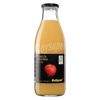 Delizum Zumo de manzana ecológico 1 l