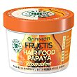 Mascarilla 3 en 1 Hair Food Papaya Reparadora Para cabello dañado 390 ml Fructis Garnier