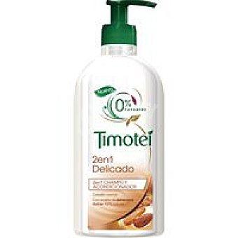 Timotei Champú 2en1 delicado Dosificador 750 ml