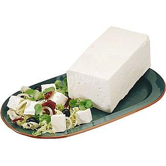 LYTRAS Queso feta griego peso aproximado pieza 4 kg