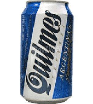 Quilmes Cerveza argentina Lata de 35 cl