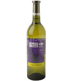 Hypnos Vino blanco de la tierra de castilla Verdejo 75 cl.