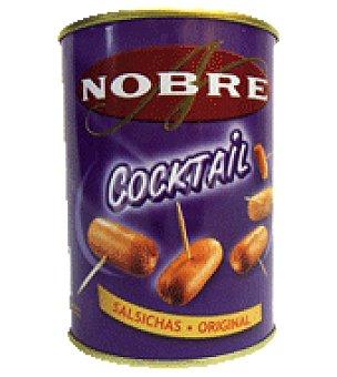Nobre Salchichas cocktail lata 180 g