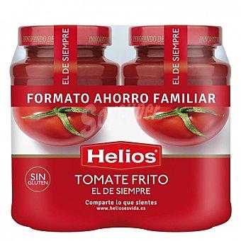 Helios Tomate frito sin gluten Pack de 2 tarros de 570 g
