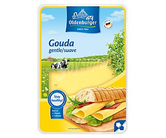 Milram queso gouda en lonchas envase 200 g