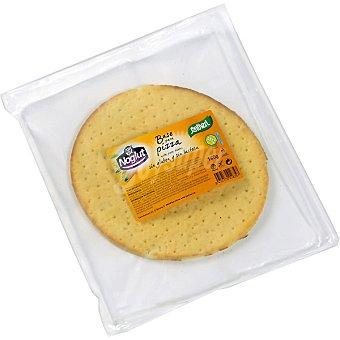SANTIVERI NOGLUT Base para pizza sin gluten Envase 140 g