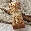 Pan de chapata Unidad de 400 g Carrefour
