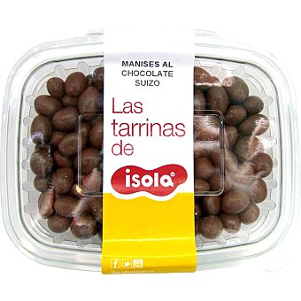 ISOLA Manises al chocolate suizo Tarrina 250 g
