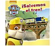 La Patrulla Canina ¡Salvemos el tren! Género: infantil, preescolar, primeros lectores. Editorial Beascoa.  Editorial Beascoa