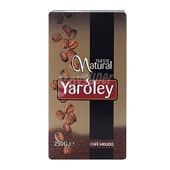 Yaroley Café molido tueste natural 250 g