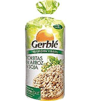 Gerblé Tortitas de arroz y soja 94 g
