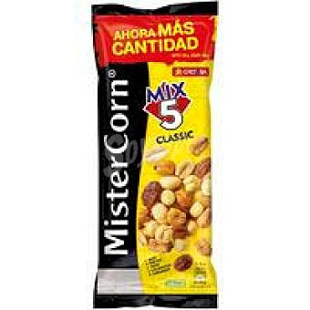 MisterCorn Grefusa Cocktail Mix 5 mistercorn, bolsa 130 G Bolsa 130 g